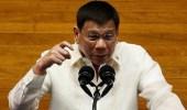 """رئيس الفلبين يطلق مبادرة لتطعيم الرافضين لقاح كورونا بطريقة """"غير متوقعة"""""""