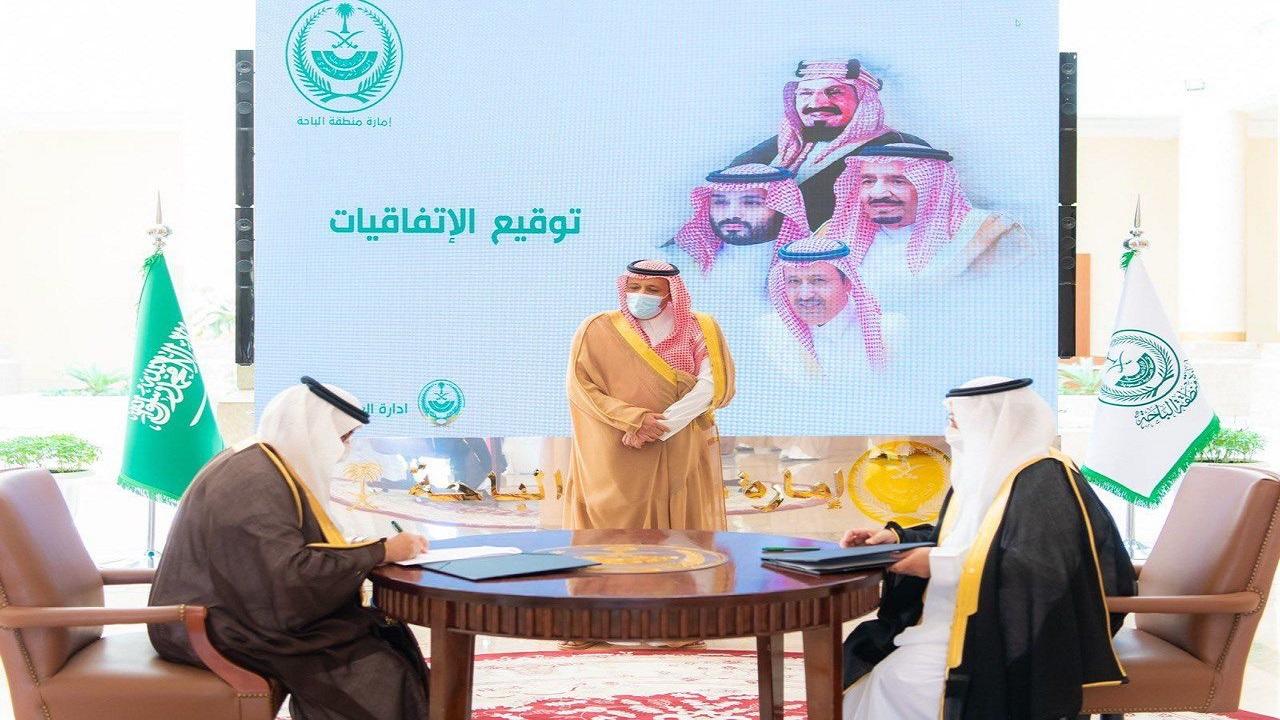 """"""" مدير تعليم المخواة """": رعاية أمير الباحة لمذكرات التعاون تعكس حرصه على تجويد المخرجات التعليمية"""