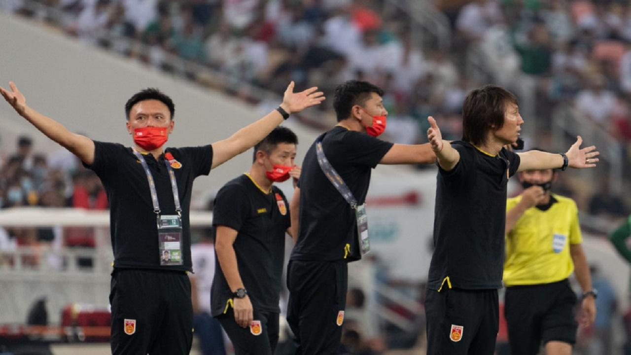 مدرب الصين: جمهور الأخضر أثر على لاعبينا
