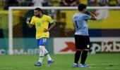 بالصور.. البرازيل تقترب من المونديال بعد فوز ساحق على أوروغواي