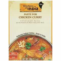 Kitchens Of India Kitchen For Sale 6 Pack 3 5oz Chicken Curry Paste Slickdeals Net Deal Image