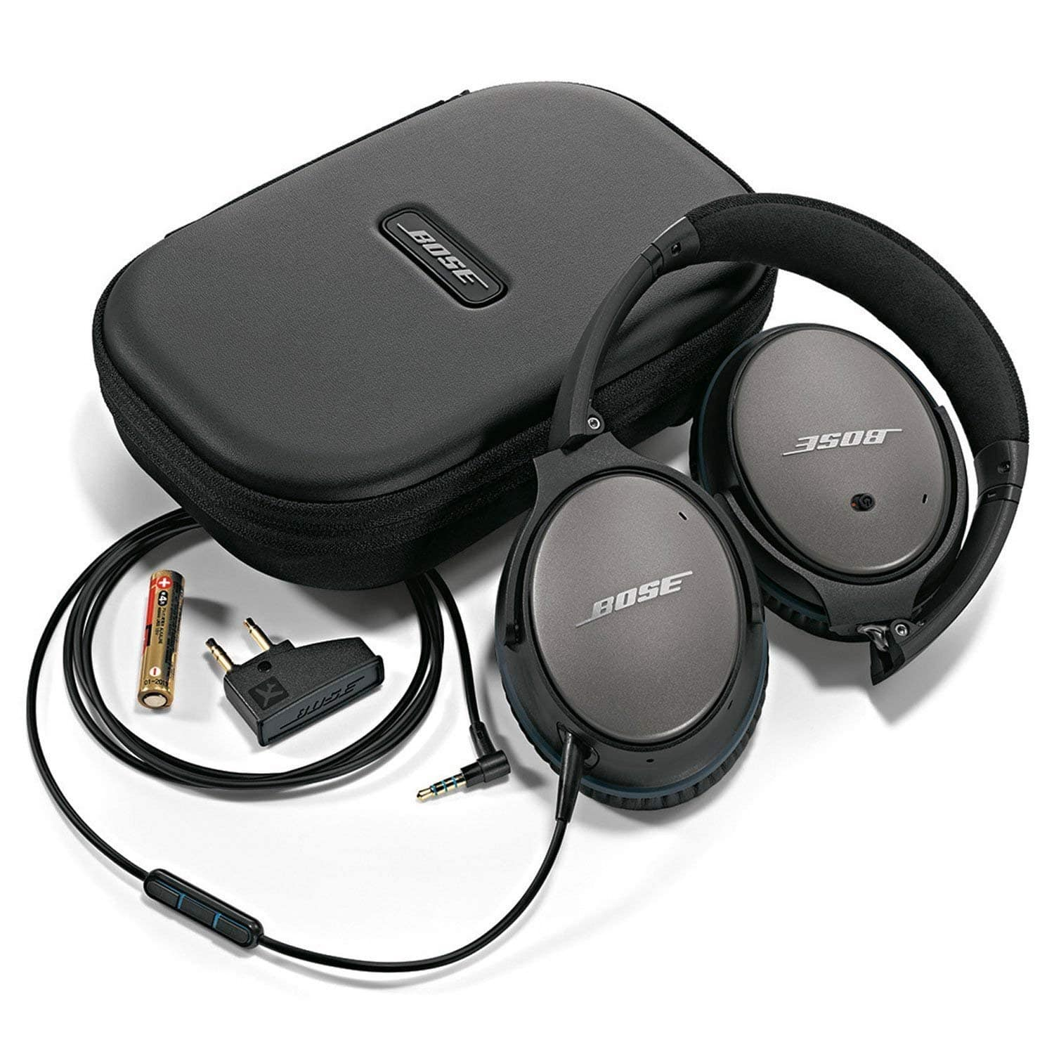 hight resolution of  bose quietcomfort 25 acoustic noise cancelling headphones for apple on clark wiring diagram