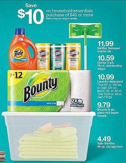 target weekly ad tide