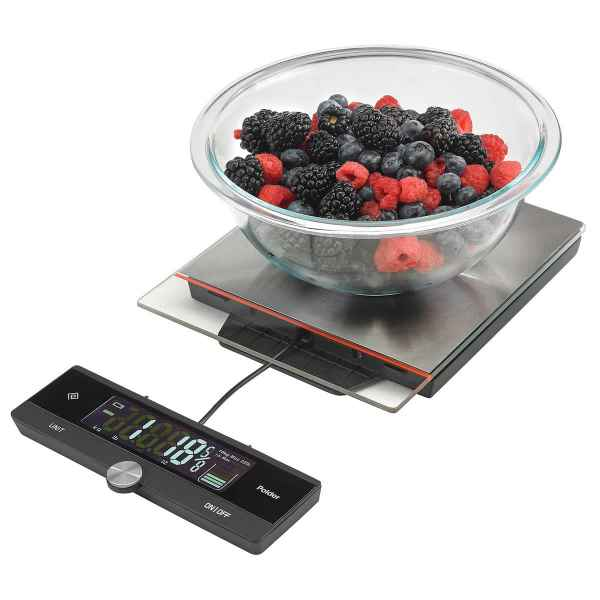 Polder 22lb. Digital Kitchen Scale With Pull- Display 15.99 Costco Stores Online