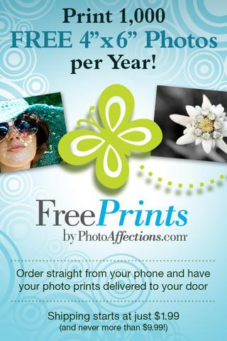 freeprints app up to