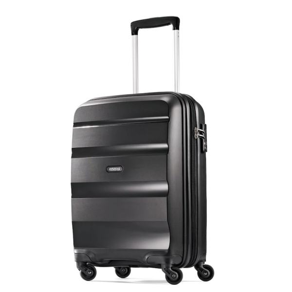 American Tourister Spinner Luggage Burst