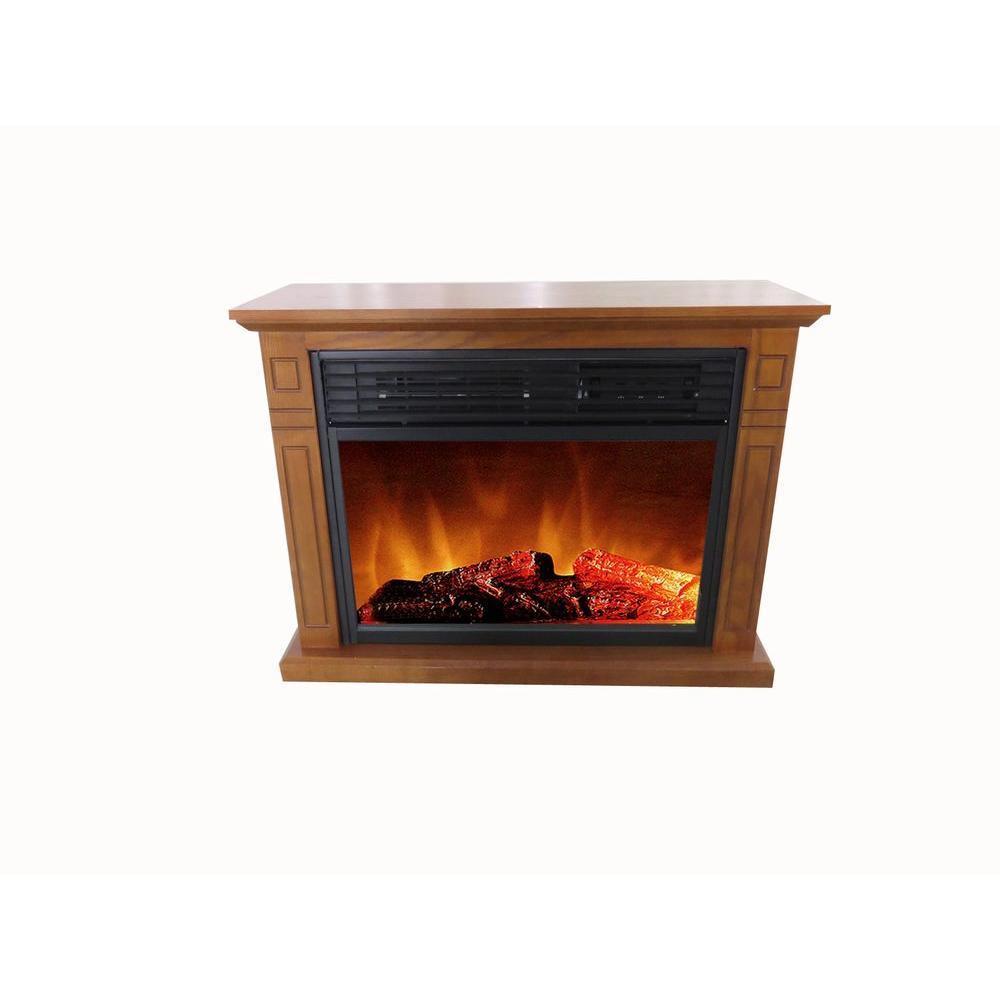 Yosemite Home Decor Electric Fireplace
