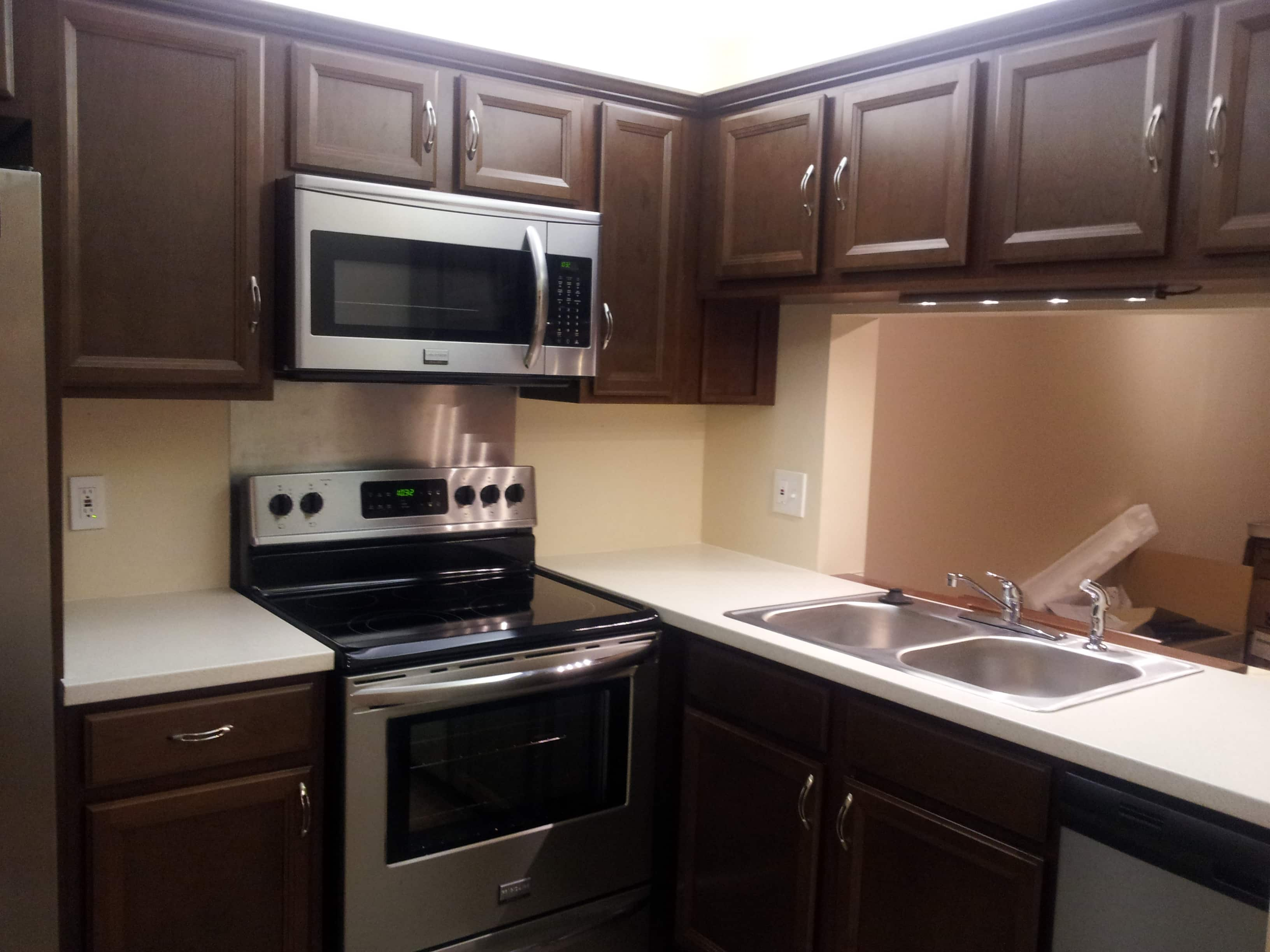 the cheapest kitchen cabinets best name brand appliances where to buy cheap for rental prop