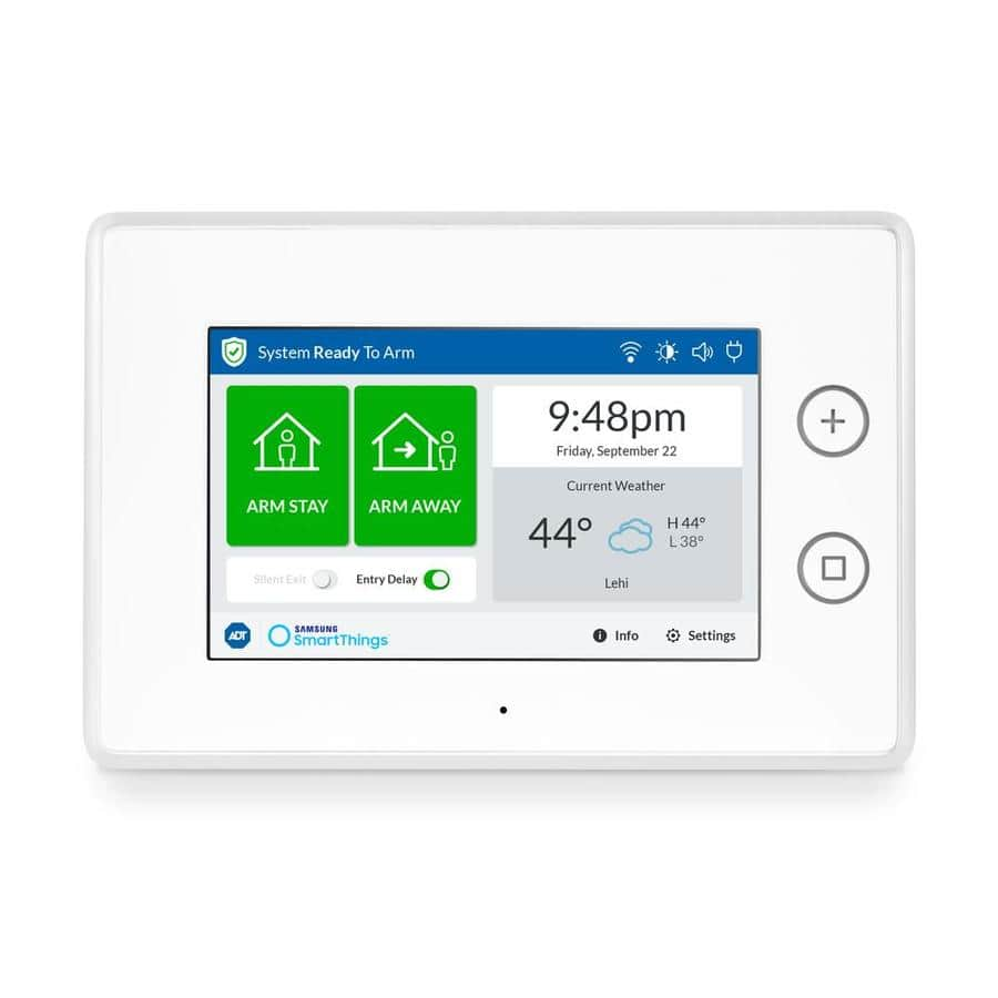 medium resolution of samsung smartthings adt home automation security starter kit 99 99