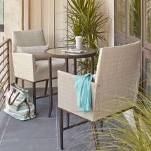 Hampton Bay Aria Patio Sets 7pc Dining Set 224.75 3pc