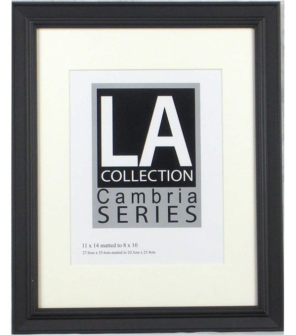 La Black Wall Frame 8