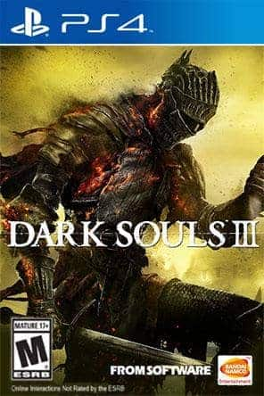 Used PS4 Or Xbox One Games Dark Souls III Deus Ex