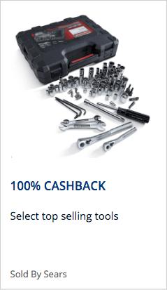 Sears Best Selling Tools