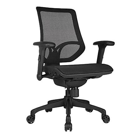 office chair for sale red salon sf chairs workpro 1000 series mid back mesh task deal image