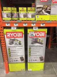 Ryobi Ultra-Quiet 2 HP Garage Door Opener - $198 plus 1 ...