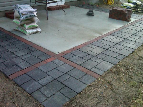 lowes - 20 patio blocks