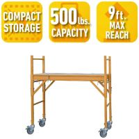 Home Depot ladders and scaffolds ex.PRO-SERIES 4 ft. x 2 ...