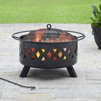 Walmart Better Homes &'Gardens fire pit $21 ymmv ...