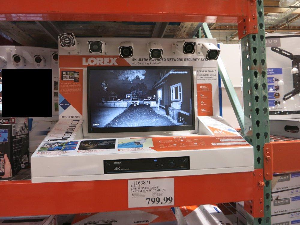 medium resolution of lorex dahua oem 6x 4k 8mp security camera system w 8 port poe