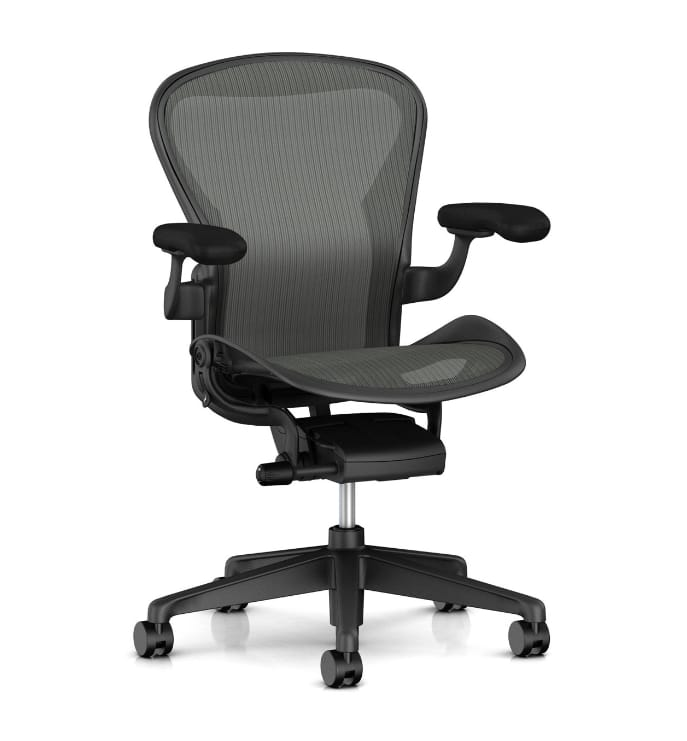 herman miller chair sale gaming chairs cheap 15 off extra 5 aeron deal image