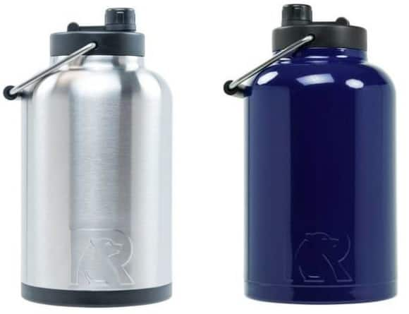 rtic 1 gallon stainless