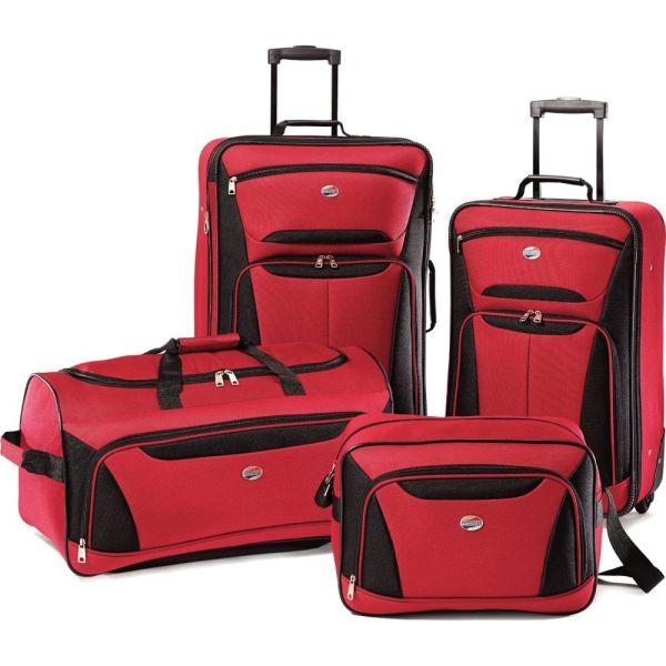 American Tourister 4 Piece Luggage Set