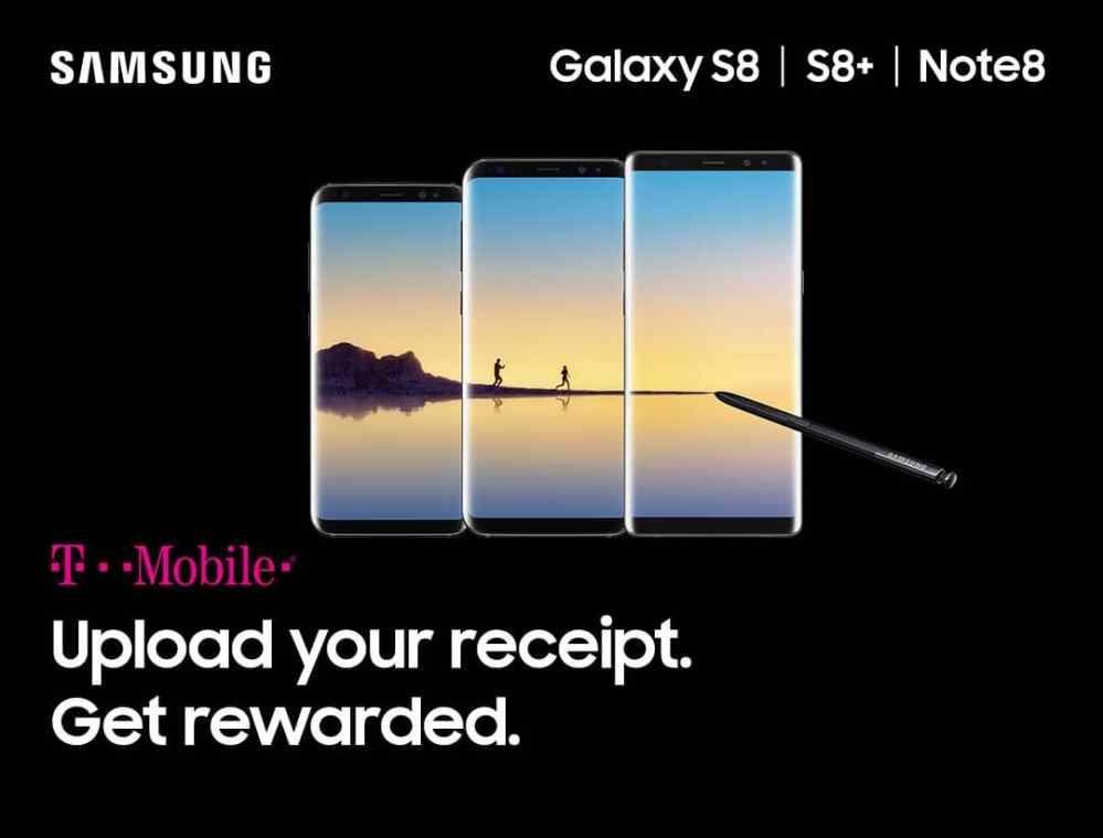 medium resolution of purchase t mobile samsung note8 and earn 40000 rewards points