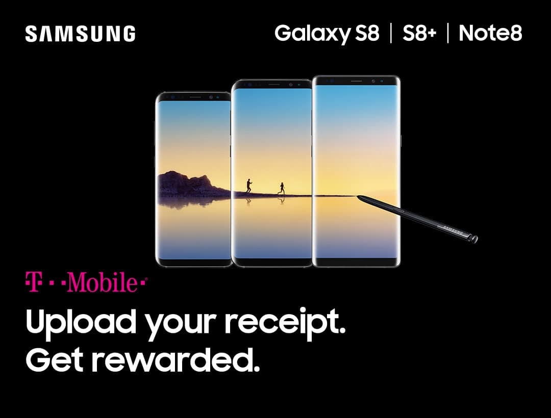 hight resolution of purchase t mobile samsung note8 and earn 40000 rewards points