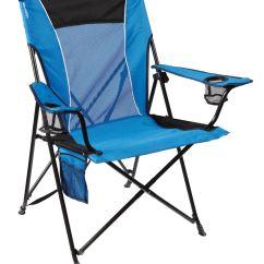 Kijaro Dual Lock Folding Chair Xxl Wood Padded Chairs Various Colors Slickdeals