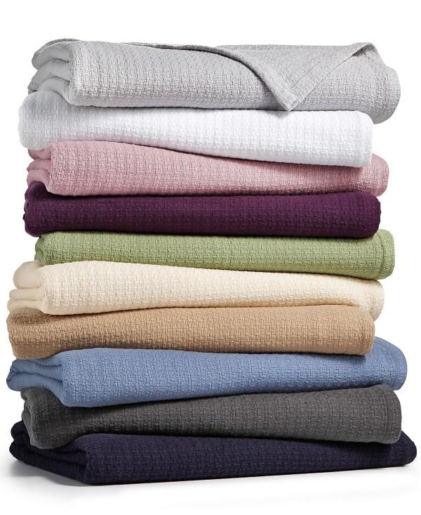 Lauren Ralph Classic 100 Cotton Blanket King 24 Twin 18 Queen