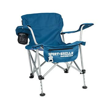 sport folding chairs spandex chair covers and sashes brella slopeside 15 free shipping