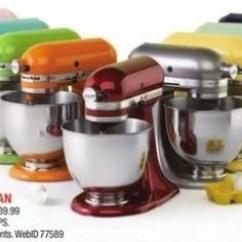 Macys Kitchen Aid Sinks Macy S Black Friday Kitchenaid Ksm150ps Stand Mixer For 279 99