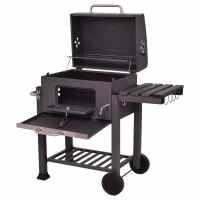 Costway Charcoal Grill Outdoor Patio Barbecue BBQ Grill ...