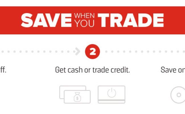 Gamestop Up To 50 Bonus Credit When Trading In Games