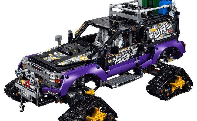 Lego Technic Extreme Adventure 42069 110 At Amazon