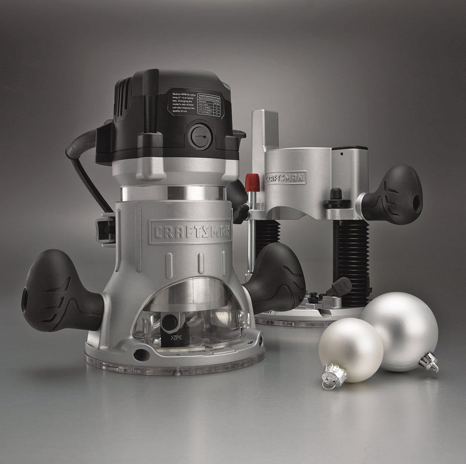 Craftsman Variable Speed Router
