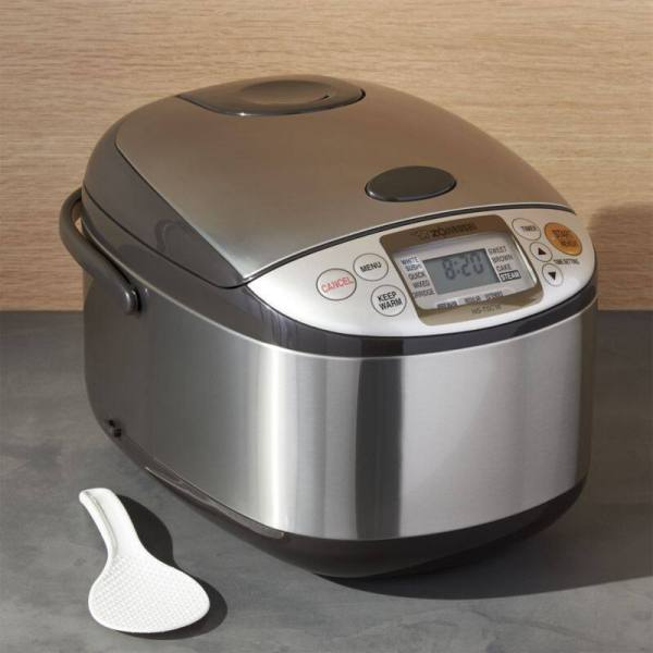 Zojirushi 3-cup Rice Cooker Ns-lgc05 119.99 5.5-cup Ns-tsc10xj 149.99 10-cup