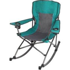 Walmart Camp Chair Ergonomic Support Ozark Trail Rocking Camping 9 B M Ymmv