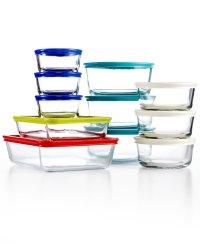 10-Pc Corningware Bakeware Set or 22-Pc Pyrex Set + Pie ...