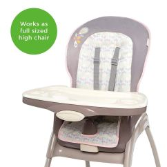 Ingenuity High Chair 3 In 1 Cover Wicker Tub Chairs Nz Trio Piper Or Sahara Burst 62 99 Slickdeals Net