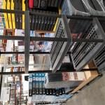 Keter 5 Tier Plastic Storage Shelf 36x18 Costco B M 19 99