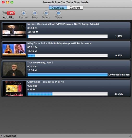 scaricare video da youtube con mac gratis