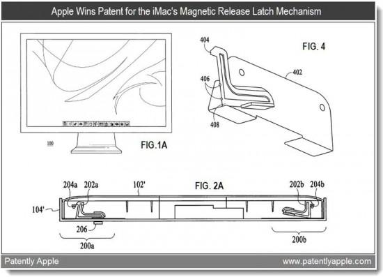 Apple ottiene 3 nuovi brevetti per iMac, MacBook e Apple