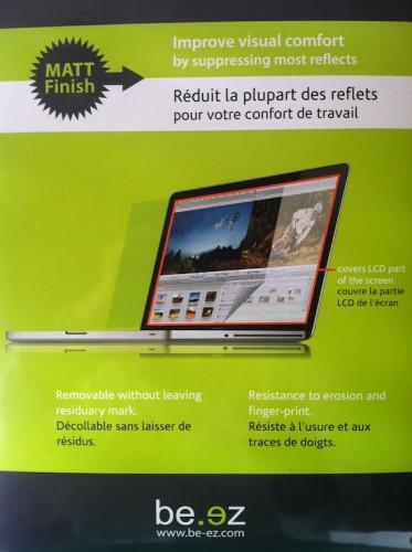 Proteggere Lo Schermo Del Vostro Macbook Tramite Le Cristal
