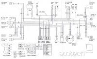 el. shema za Tomos BT50 @ Slo-Tech