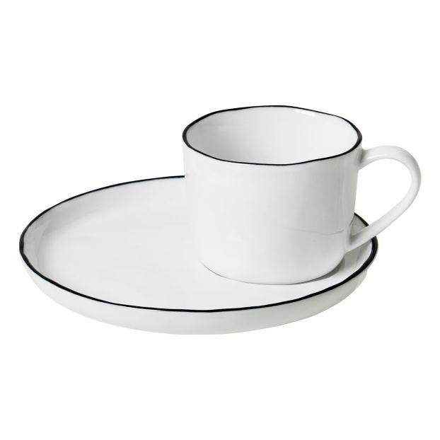shoptagr salt porcelaine cup