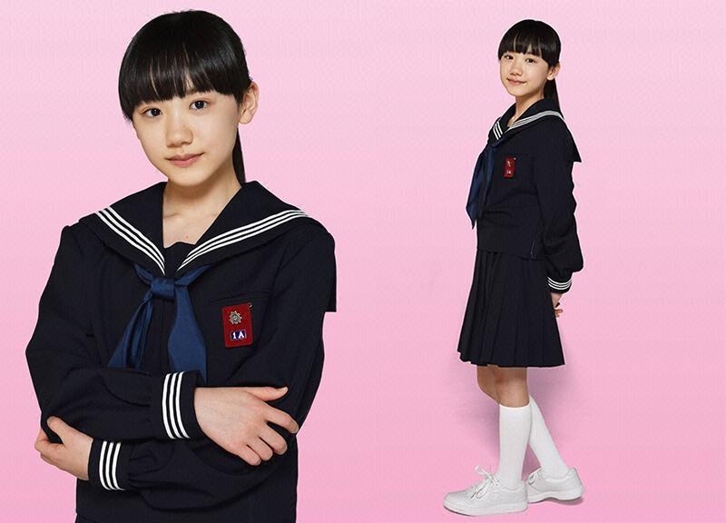 「芦田愛菜 セーラー服」の画像検索結果