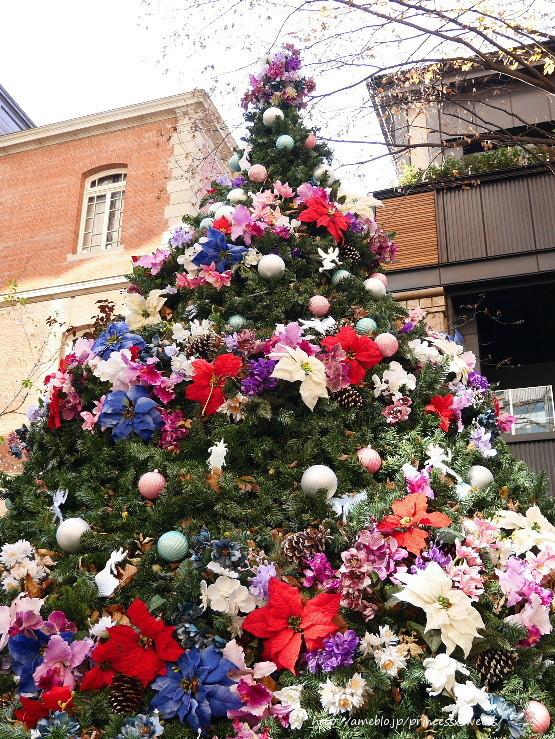 【丸ビル】Marunouchi Bright Christmas 2017 ~Blooming Anniversary~