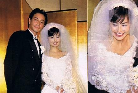 「平子理沙 吉田栄作 結婚式」の画像検索結果