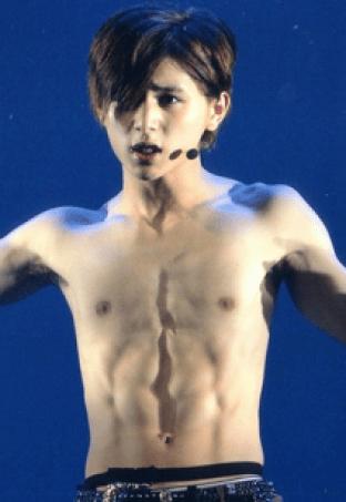 「山田涼介 筋肉」の画像検索結果